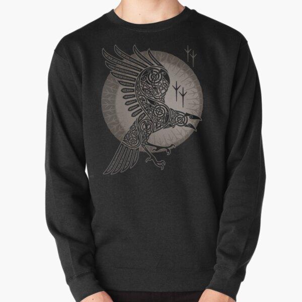 RAVEN Pullover Sweatshirt