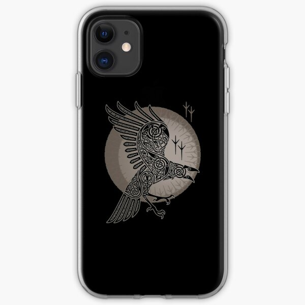 RAVEN iPhone Soft Case