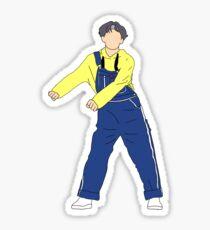 BTS 방탄소년단 V/TAEHYUNG MEME DANCE Sticker