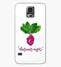 Beetroot Music Case/Skin for Samsung Galaxy