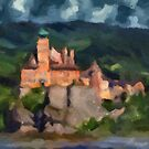 Watchman of the Wachau - II by Ted Byrne