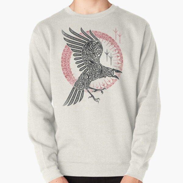 RAGNAR'S RAVEN Pullover Sweatshirt