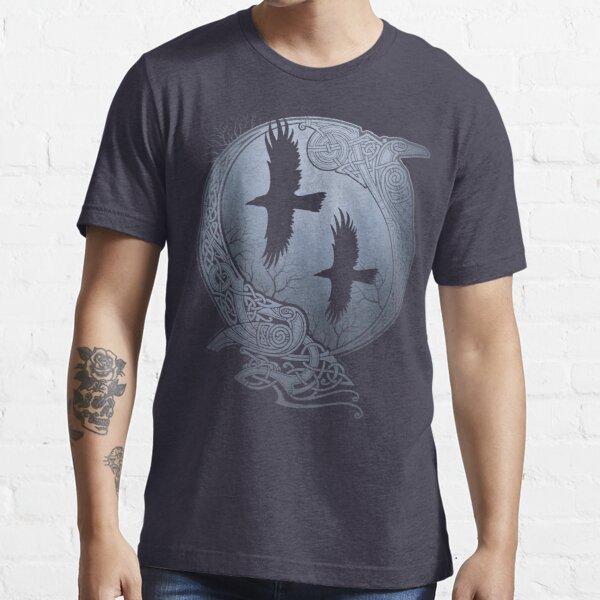 ODIN'S RAVENS Essential T-Shirt
