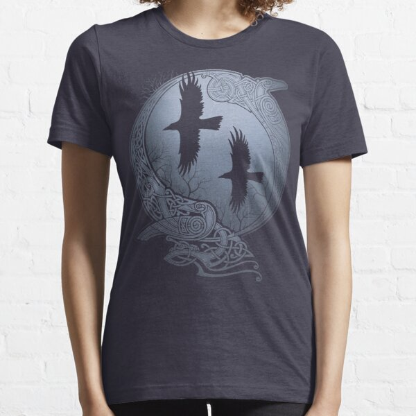 ODIN'S RAVENS Essential T-Shirt
