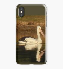 Pelican Reflected iPhone Case/Skin