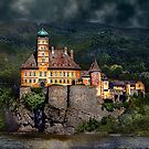 Watchman of the Wachau - I by Ted Byrne