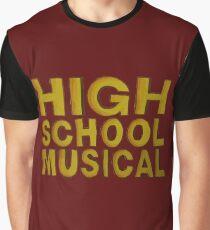 High School Musical Graphic T-Shirt