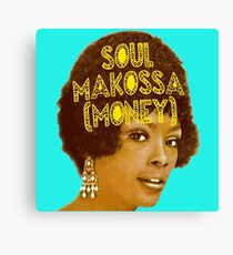 "Introducing Soul ""Money"" Makossa Canvas Print"