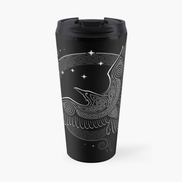 NORTHERN RAVEN Travel Mug