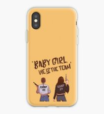 we IS the team iPhone Case