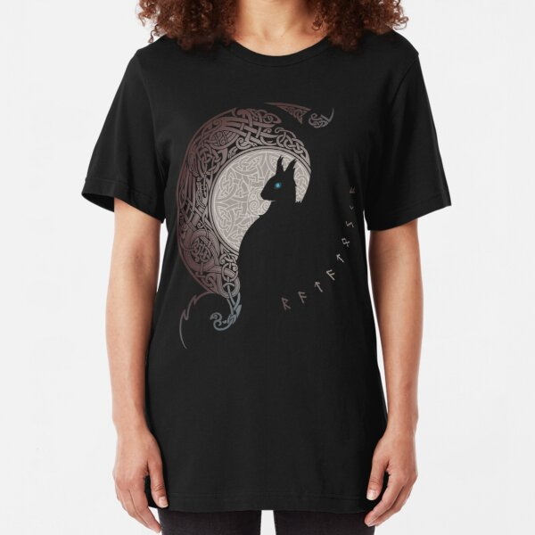 RATATOSKR Slim Fit T-Shirt