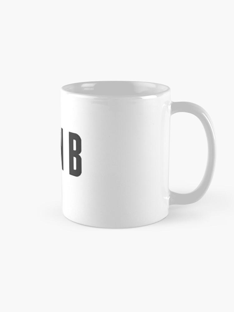 Alternate view of Harrison the Artist: PLAN B Collection Mug