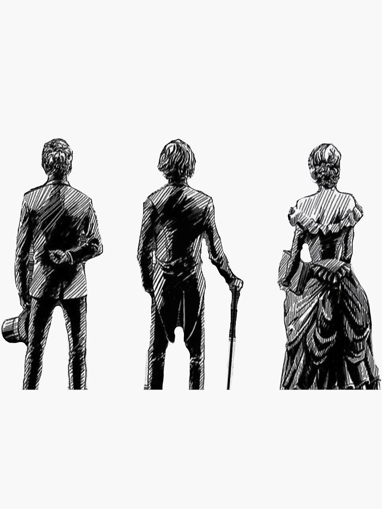 The Infernal Devices Trio by emmjolras