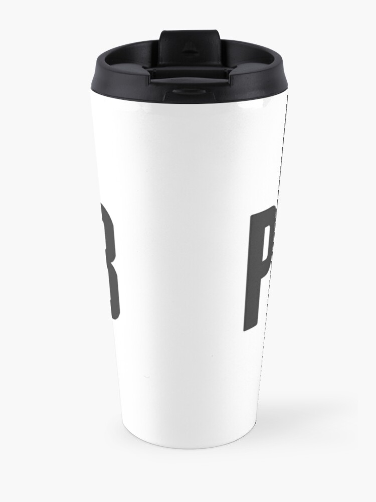 Alternate view of Harrison the Artist: PLAN B Collection Travel Mug