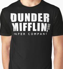 The Office Dunder Mifflin Graphic T-Shirt