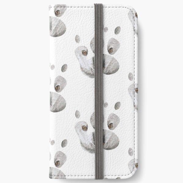 Koala paw print iPhone Wallet