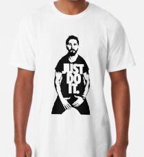 Mach es einfach - Shia Labeouf Longshirt