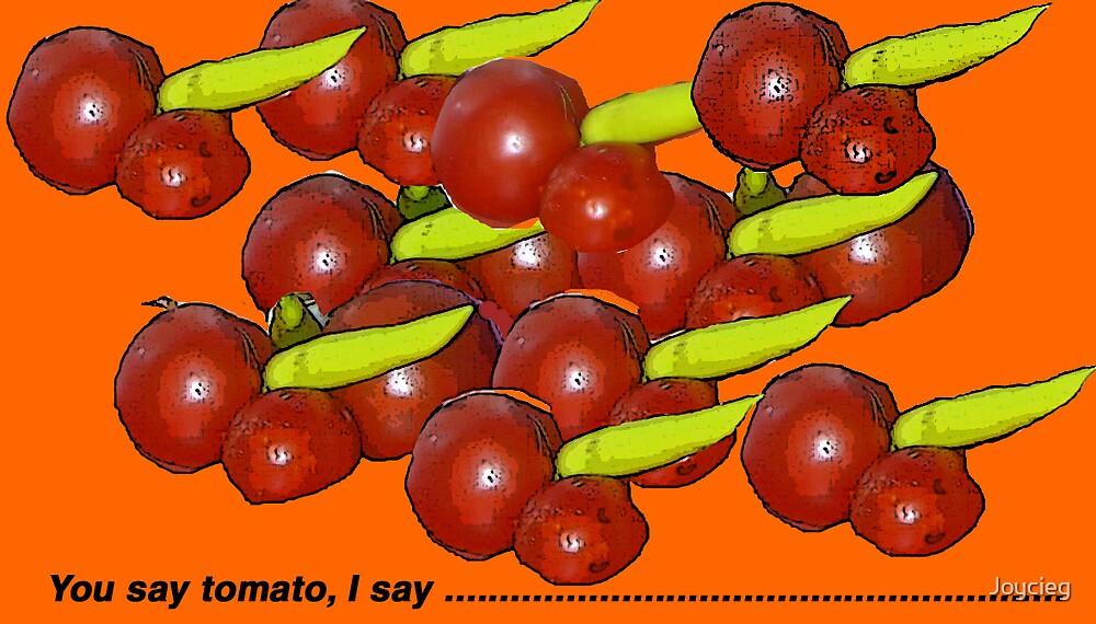 Tomato by Joycieg