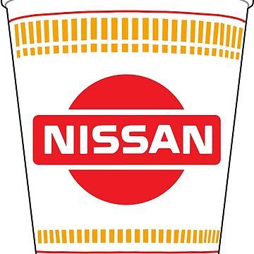 Cup Nissan by LuftwaffeBall