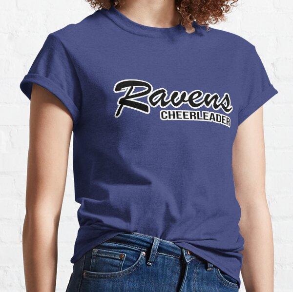 ONE TREE HILL - Pom-pom girl Ravens T-shirt classique