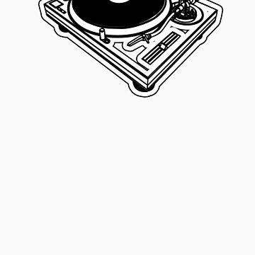 Turntable. by Teeze