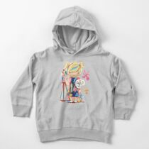 The Little Artist Toddler Pullover Hoodie
