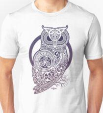 CELTIC OWL Unisex T-Shirt
