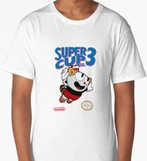 Super Cup Bros. 3 Long T-Shirt