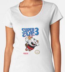 Super Cup Bros. 3 Women's Premium T-Shirt