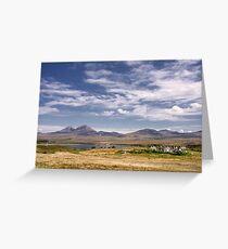 Islay: View to Jura Greeting Card