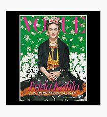 Frida Kahlo Merchandise Photographic Print