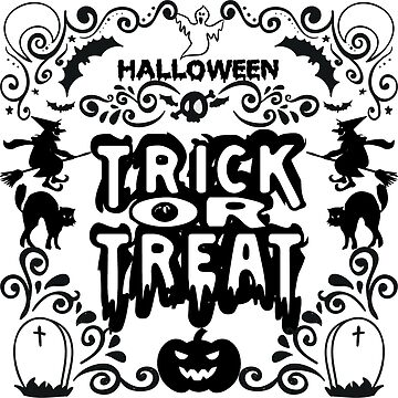 halloween trick or treat by acrobart