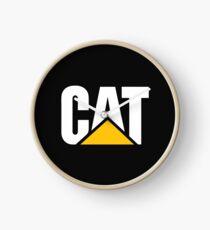 Caterpillar CAT Merchandise Clock