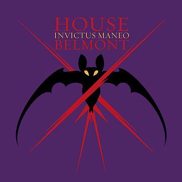 House Belmont: Invictus Maneo by Sno-Oki