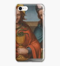 Martin Gomez Saints John The Evangelist And James The Greater iPhone Case/Skin