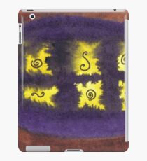 boring egg iPad Case/Skin