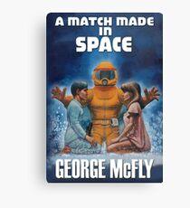 Prop Replica: A Match Made In Space Book Canvas Print