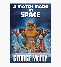 Prop Replica: A Match Made In Space Book Photographic Print