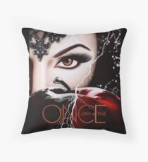 Once Upon A Time S6 Throw Pillow