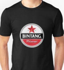 Bintang Beer Merchandise Unisex T-Shirt