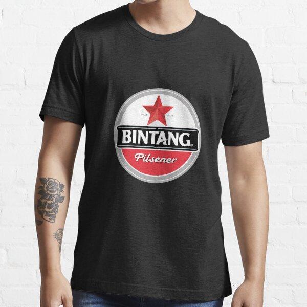 Bintang Beer Merchandise Essential T-Shirt