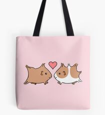 Guinea-pig Sweethearts Tote Bag