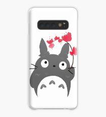 Chubby Totoro Hülle & Klebefolie für Samsung Galaxy