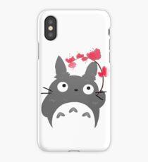 Chubby totoro iPhone Case/Skin