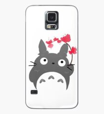 Chubby totoro Case/Skin for Samsung Galaxy