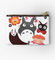 Cute chibli friends Studio Pouch