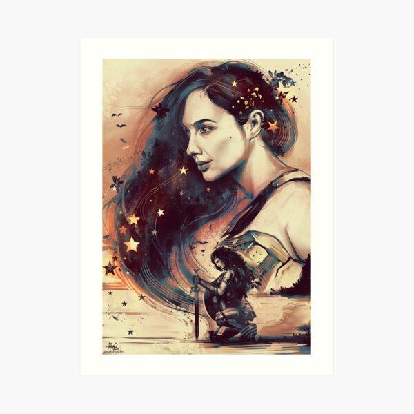 Shining Star Art Print