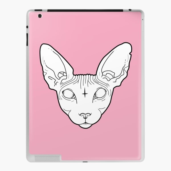 Sphynx Cat iPad Skin
