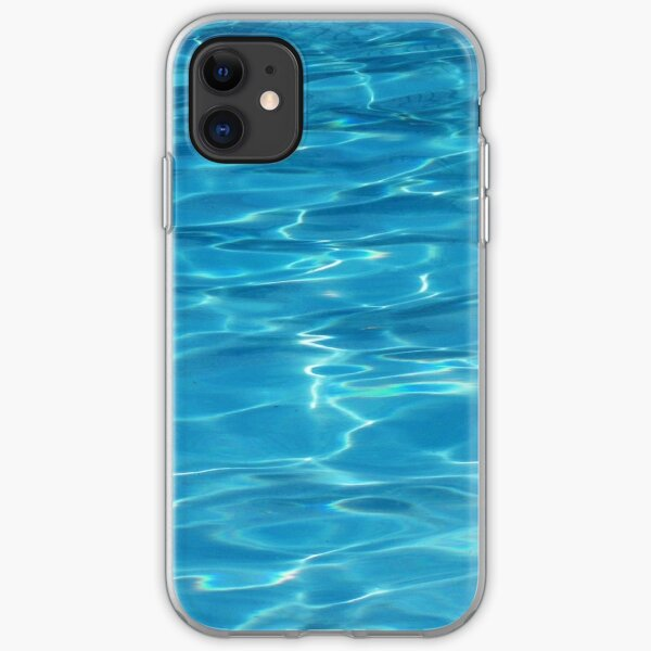 Water iPhone Soft Case
