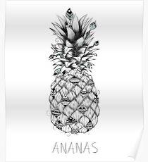 Ananas Poster